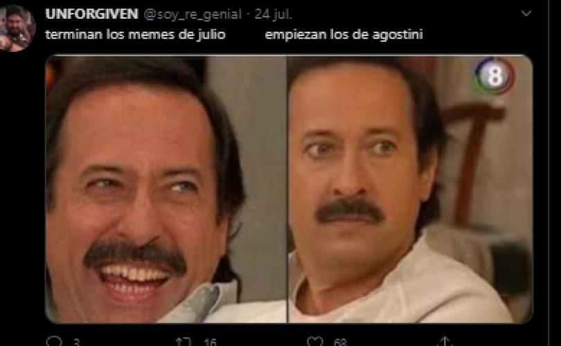 agostini meme