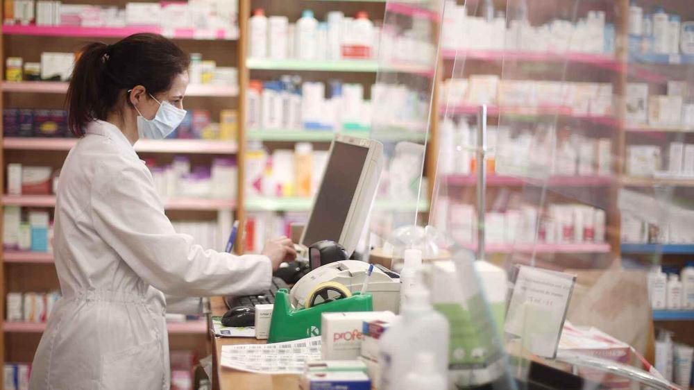 asilamiento social farmacia