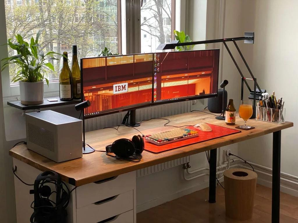 gaming setup 4