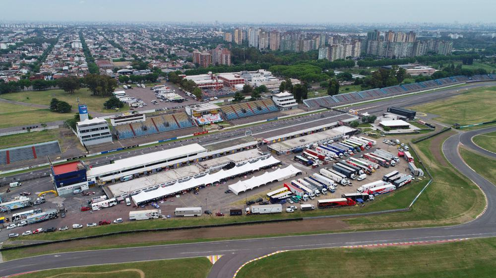 AUTODROMO DE BS AS